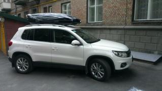 Автобагажники на крышу, аэробоксы Терадрайв