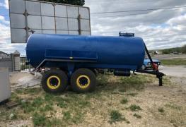 Бочка для води, МЖТ-10 на колесах