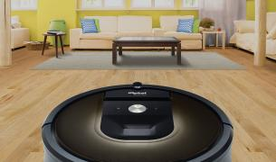 Cleaning robot iRobot Roomba vacuum to 980 by Kyiv Kharkiv