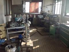 Діюче комплексне металообробне підприємство