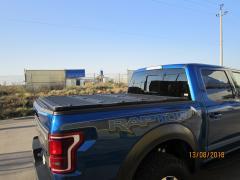 Крышка багажника Ford Ranger, крышка для пикапа. Трехсекционная