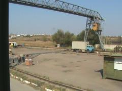 Land for sale 0.7 hectares in the industrial zone