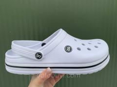 Men's crocs summer PVC dago wholesale