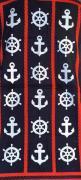 Пляжные полотенца велюр-махра в ассортименте расцветок