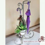 Подставка для цветов, подставка для зонтов, подцветочник