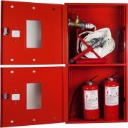 Пожарные шкафы (ШП, ШПК, ШПО). Широкий выбор от производителя