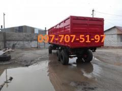 Продається причіп тракторний самоскидний 3ПТС-12