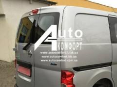 Rear window (vest right) for Nissan NV200