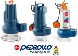 Ремонт насосов Pedrollo в Полтаве. Сервисный центр Pedrollo