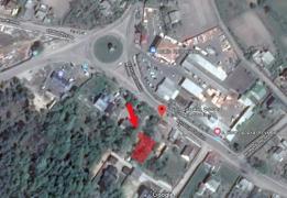 Rent zemelno delancy, bilogorodka village, 640 sq. m, facade