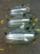 Sell original left driver's headlight Mazda 323F