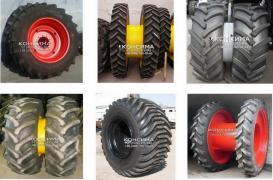 Тракторные колеса