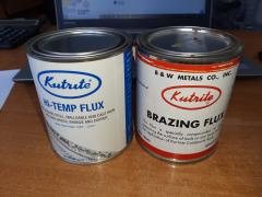 Універсальний флюс «Kutrite» Brazing Flux (США) для паяння